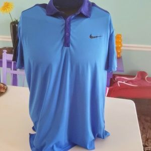 Nike Dri fit Golf Shirt